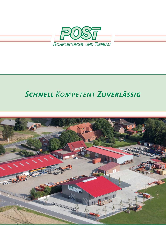 Post rohrleitungsbau dahlenburg